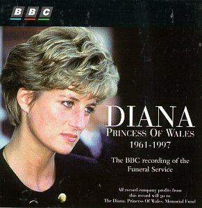 Diana Princess Of Wales 1961 9 Funeral Service Bbc Recording