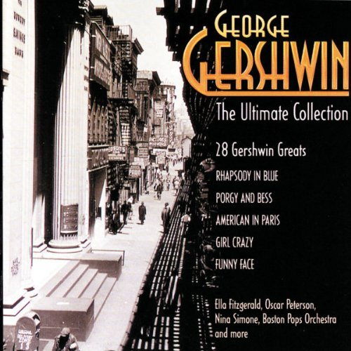 G. Gershwin Ultimate Collection 2 CD