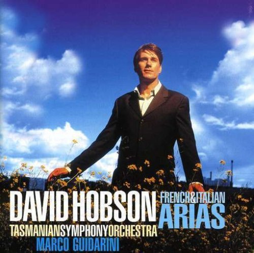 Hobson Tso Guidarini French & Italian Arias Import Aus