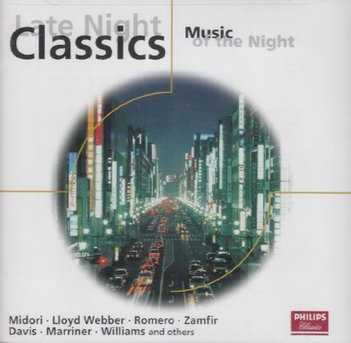 Late Night Classics Music Of T Late Night Classics Music Of T Debussy Massenet Tchaikovsky Barber Mendelssohn Schumman &