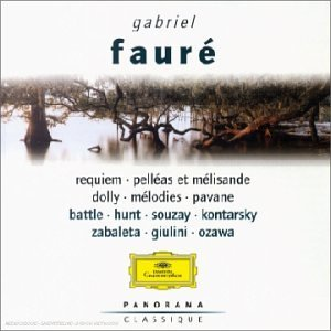 Gabriel Fauré Requiem Pelleas & Melisande Do 2 CD Various