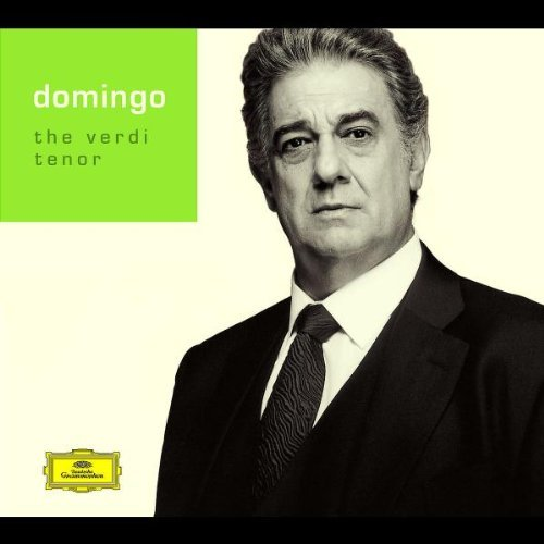 Domingo Placido Verdi Tenor Placido (ten)
