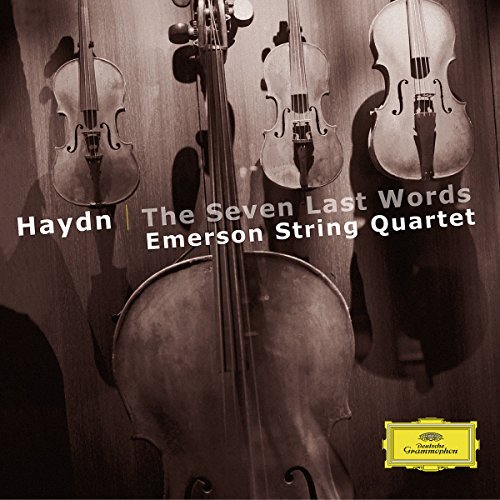 J. Haydn Seven Last Words Of Christ On Emerson Str Qt