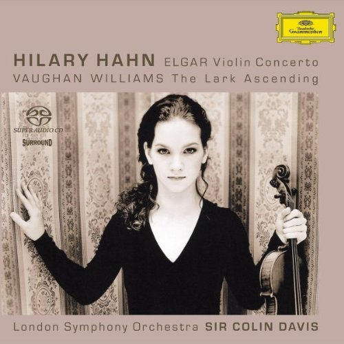 E. Elgar Con Vn 61 Sacd Davis London So