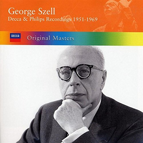 George Szell Decca & Philips Recordings 195 5 CD Set Szell Various