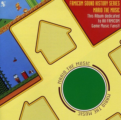 Nintendo Sound History Series Video Game Soundtrack Import Jpn