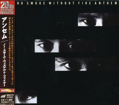 anthem-no-smoke-without-fire-import-jpn-incl-bonus-track