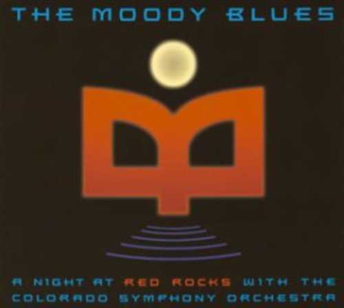 Moody Blues Night At The Red Rocks Import Jpn