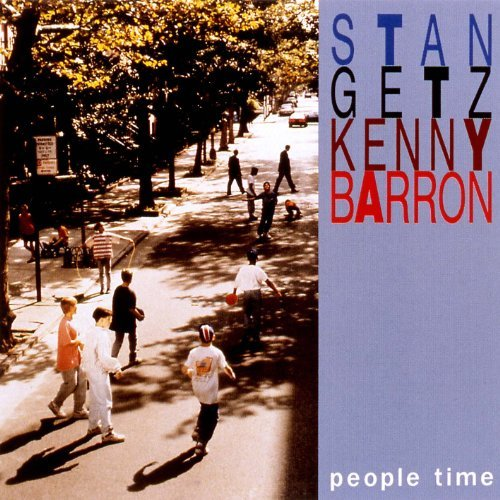 Stan Getz People Time (& Kenny Barron) Import Jpn Shm CD 2 Shm CD