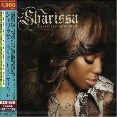 sharissa-every-beat-of-my-heart-import-jpn-incl-bonus-track-cd-extra