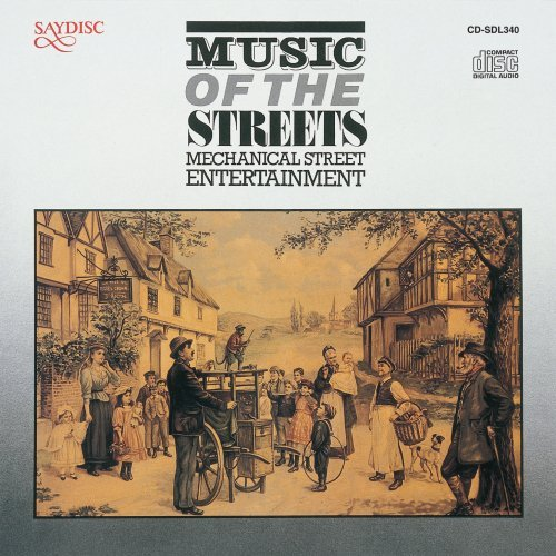 Music Of The Streets Music Of The Streets Various Various
