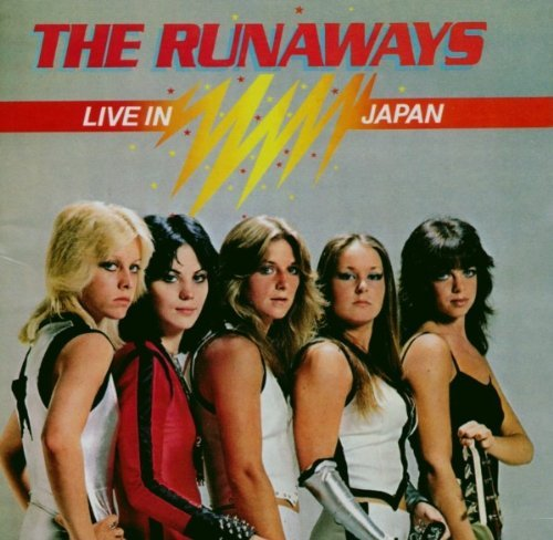 Runaways Live In Japan Import