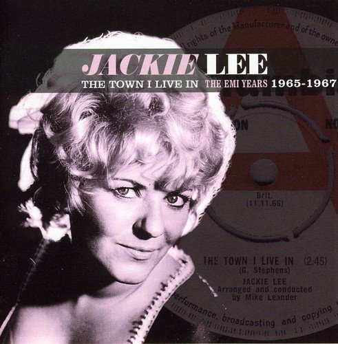 jackie-lee-town-i-live-in-emi-years-import-gbr