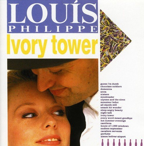 Louis Philippe Ivory Tower Import Gbr