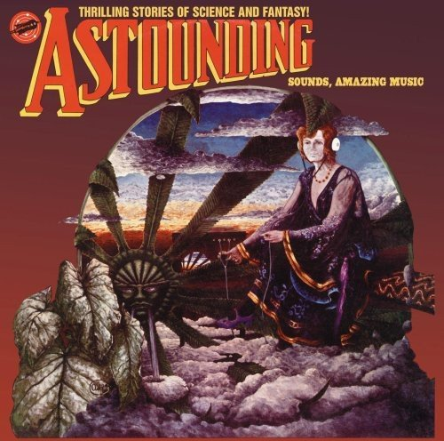 Hawkwind Astounding Sounds Amazing Musi Import Gbr
