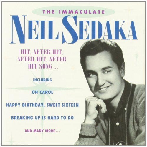 Neil Sedaka Immaculate Import Gbr