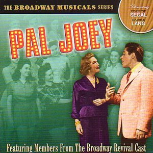 Pal Joey Original Cast Recording