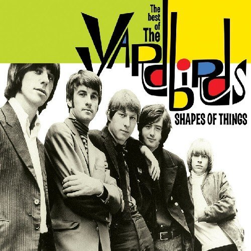 Yardbirds Shapes Of Things The Best Of Import Gbr 2 CD