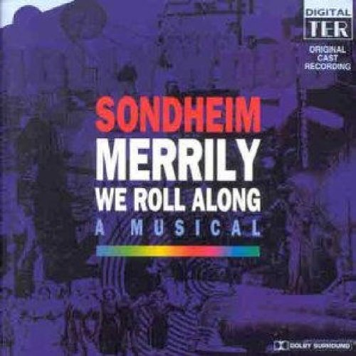 Original Cast Record Merrily We Roll Along