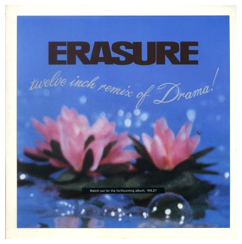 Erasure Drama! Import Gbr