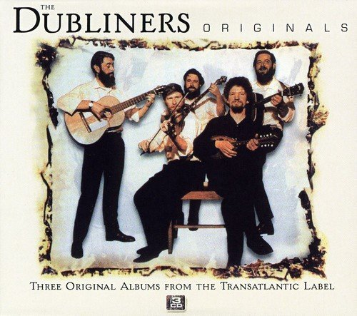 Dubliners Originals Import Gbr 3 CD