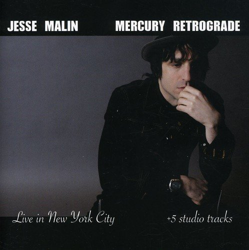 Jesse Malin Mercury Retrograde Import Gbr