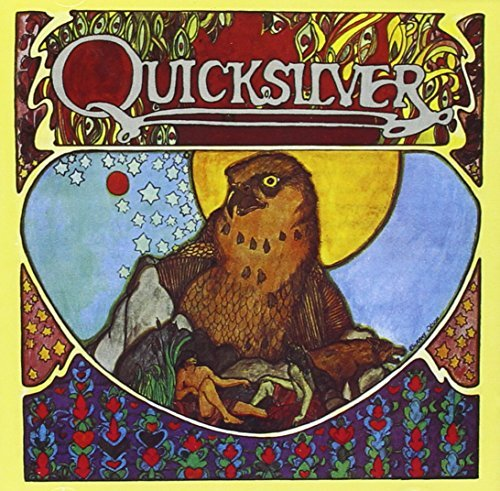 Quicksilver Messenger Service Quicksilver Import Gbr
