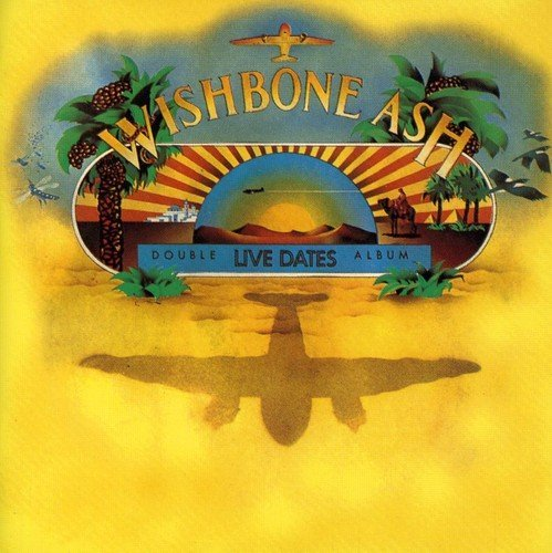 Wishbone Ash Live Dates Import Gbr Remastered