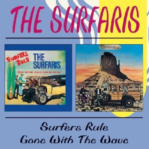 Surfaris Surfers Rule Gone With The Wav Import Gbr 2 CD