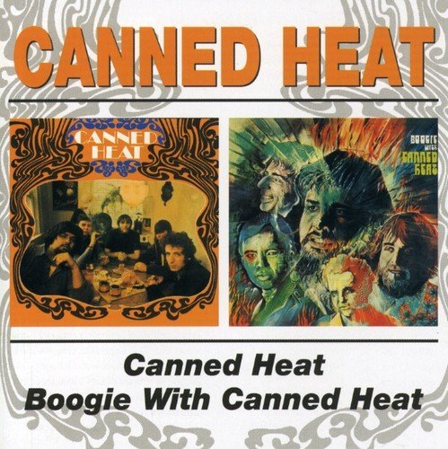 Canned Heat Canned Heat Boogie With Canned Import Gbr 2 On 1