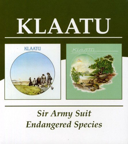 Klaatu Sir Army Suit Endangered Speci Import Gbr 2 On 1