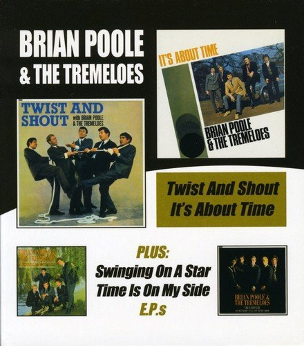 brian-the-tremeloes-poole-twist-shout-its-about-time-import-gbr-remastered-2-cd
