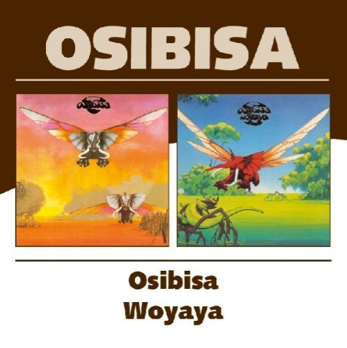 Osibisa Osibisa Woyaya Import Gbr Remastered 2 CD