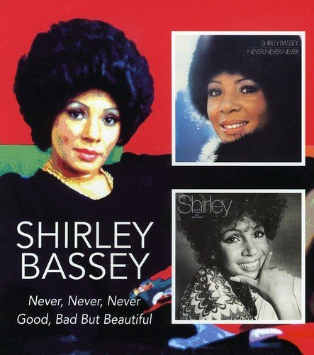 Shirley Bassey Never Never Never Good Bad But Import Gbr 2 CD