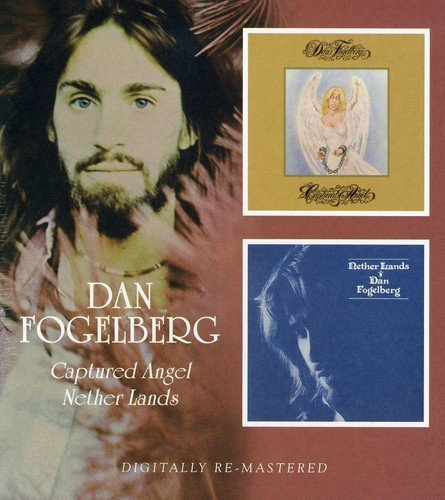 Dan Fogelberg Captured Angel Nether Lands Import Gbr 2 CD