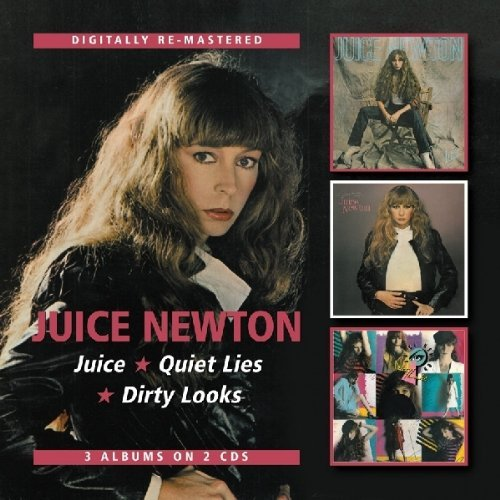 Juice Newton Juice Quiet Lies Dirty Looks Import Gbr 2 CD 3 On 2 Remastered