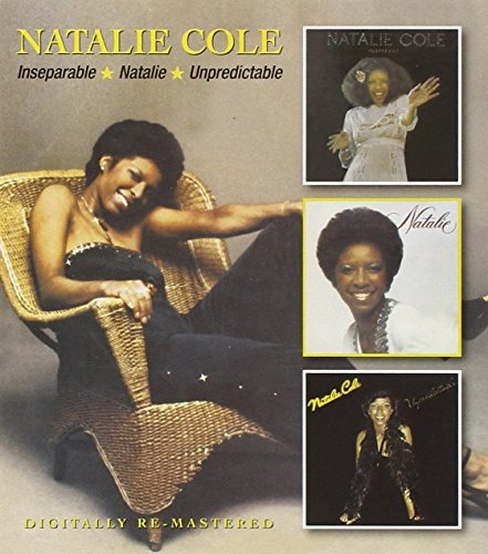 Natalie Cole Inseparable Natalie Unpredicta Import Gbr 2 CD Remastered
