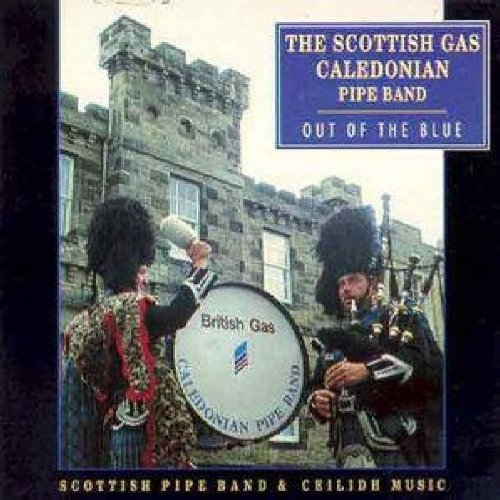 Scottish Gas Caledonian Pipe Out Of The Blue