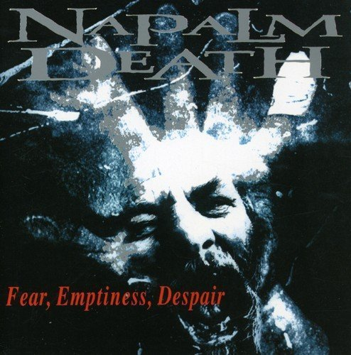 Napalm Death Fear Emptiness Despair Import Gbr