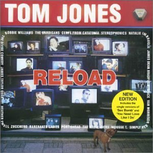 Tom Jones Reload (mixes) Import Gbr Incl. Bonus Track