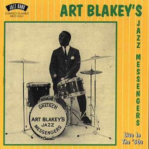Art & Jazz Messengers Blakey Live In The 50's Feat. Timmins Davis Meritt