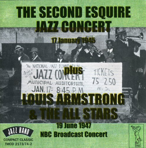 Second Esquire Jazz Concert Second Esquire Jazz Concert Lo