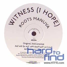 Roots Manuva Witness The Fitness Big Dada 10th Anniversary Edit