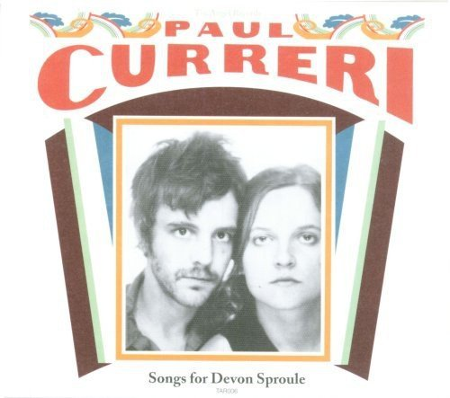 Paul Curreri Songs For Devon Sproule Import Gbr