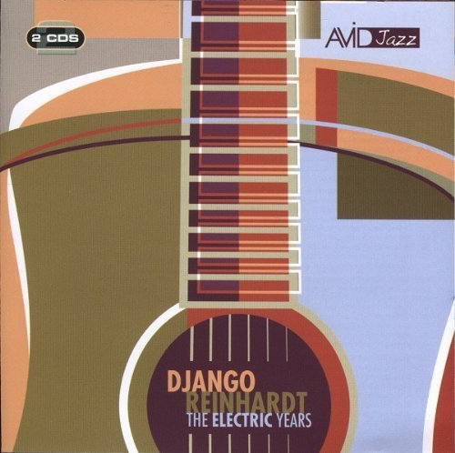 Django Reinhardt Electric Years 2 CD Set