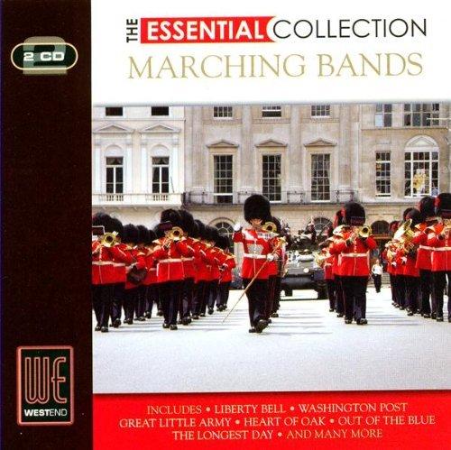 Essential Collection Marching Essential Collection Marching 2 CD