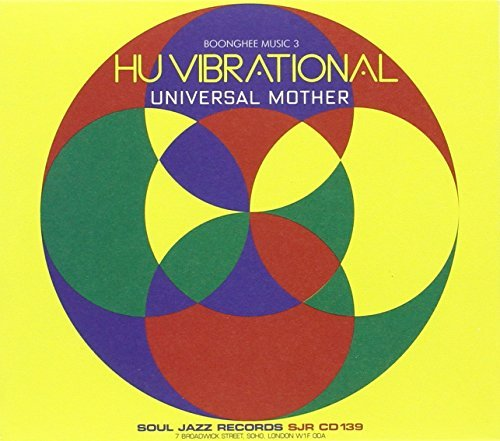 Hu Vibrational Universal Mother Import Gbr