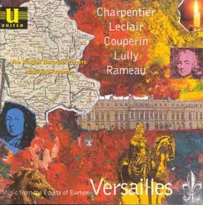 Elizabeth Wallfisch Plays Charpentier Rameau Lully Wallfisch (vln) Kraemer Raglan Baroque Players