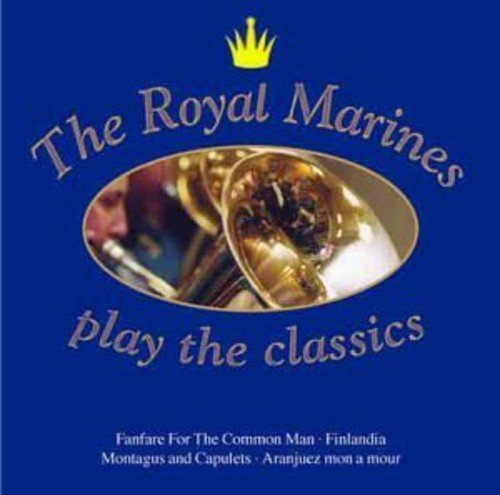 Royal Marines Brass Bands Plays The Classics Import Eu