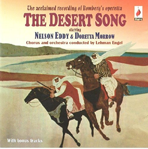 Nelson & Doretta Morrow Eddy Desert Song Plus More